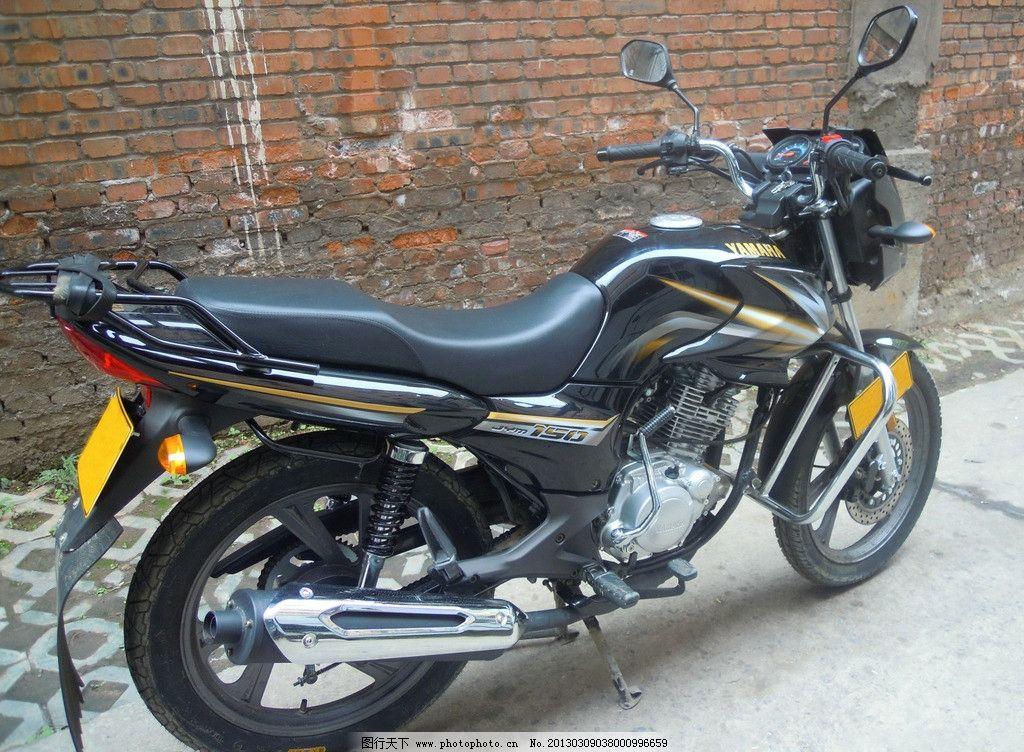 雅马哈劲虎 摩托车图片