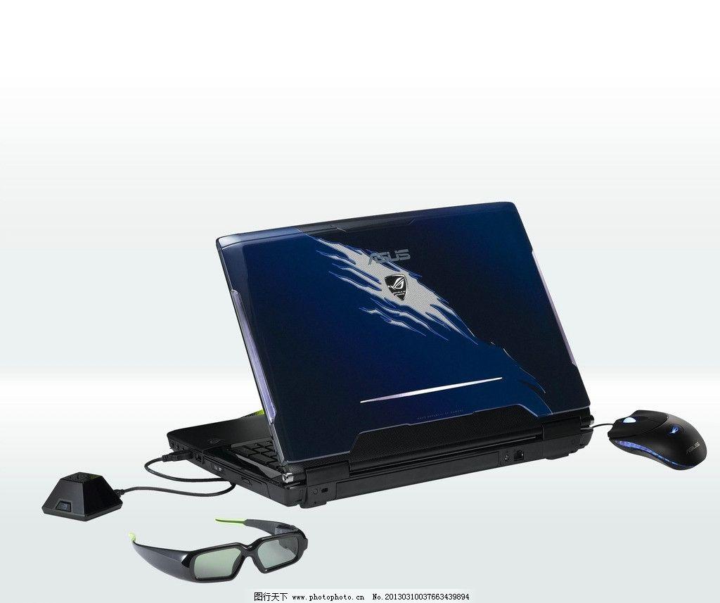 华硕3d视频 笔记本电脑图片