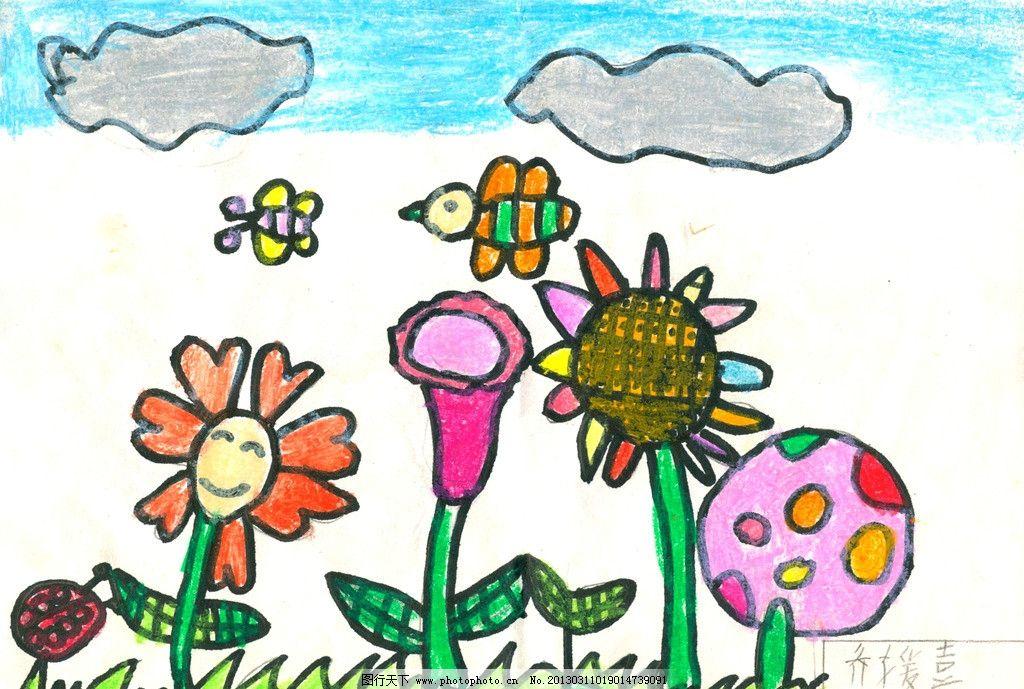 儿童绘画图片