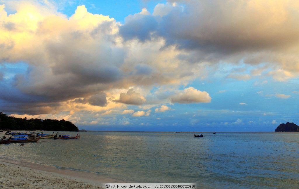 泰国普吉岛风光摄影图片