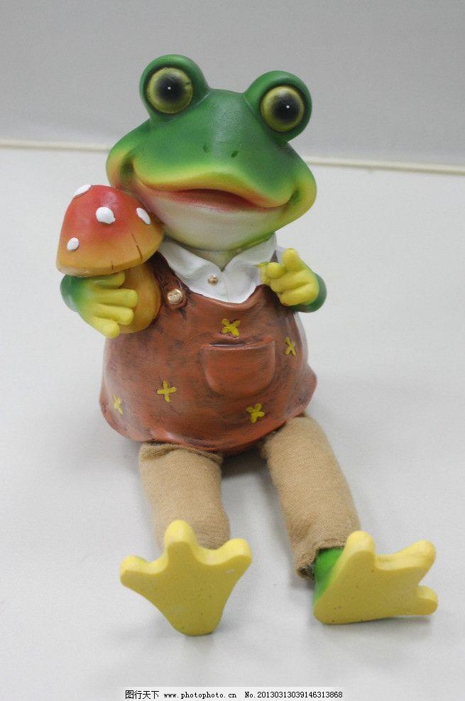 手工编绳青蛙教程
