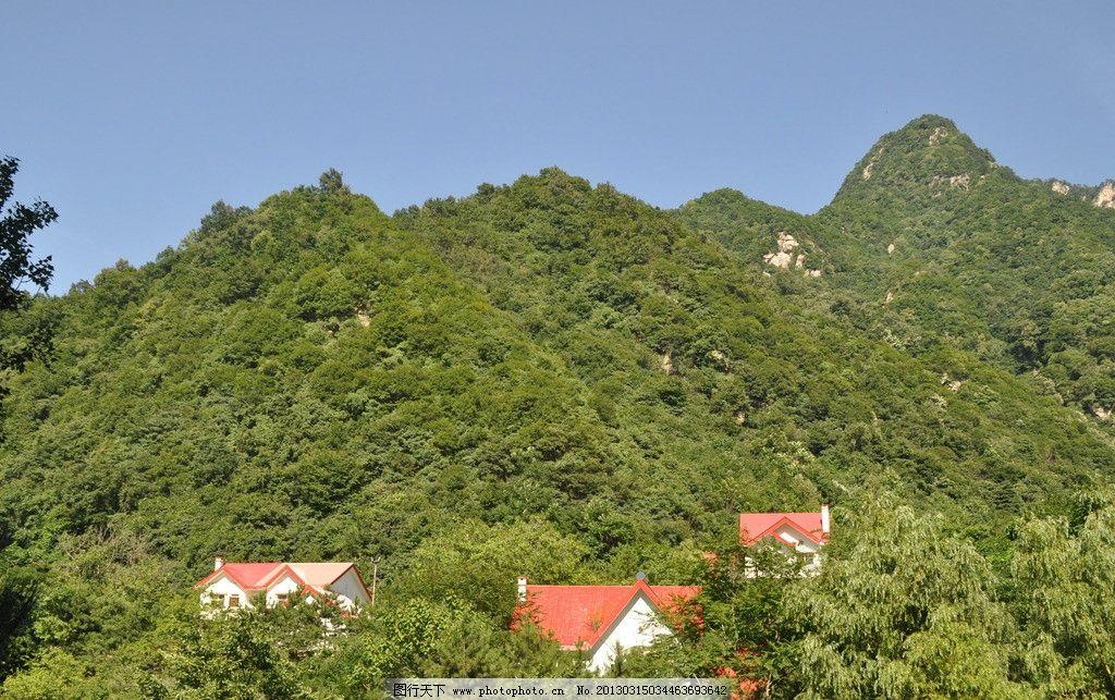 山中房子图片