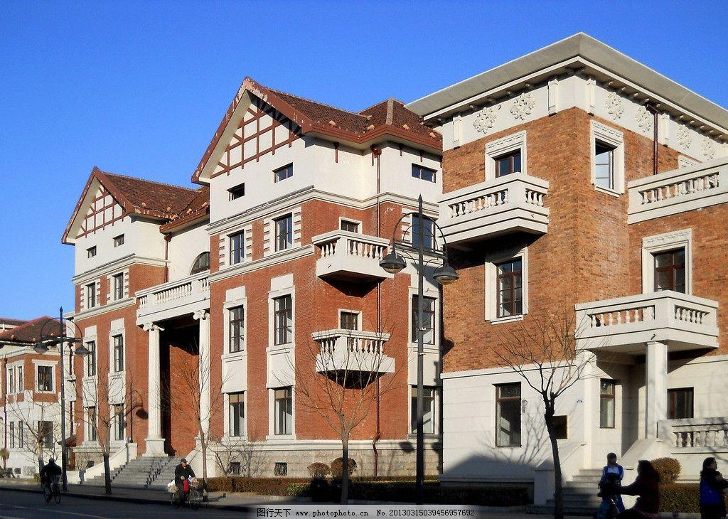 城市建筑 城市景观 建筑景观 都市风光 风貌建筑 欧式建筑 古典主义
