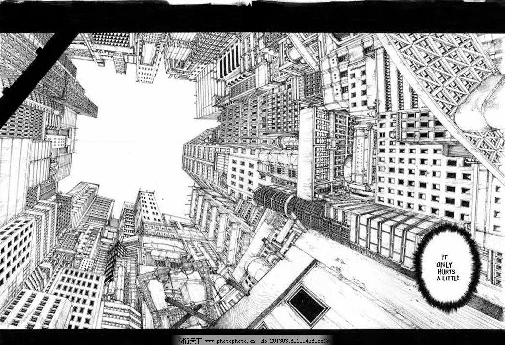 城市设计 素描绘画 城市 设计 素描 线描 窗户 绘画书法 文化艺术 72d