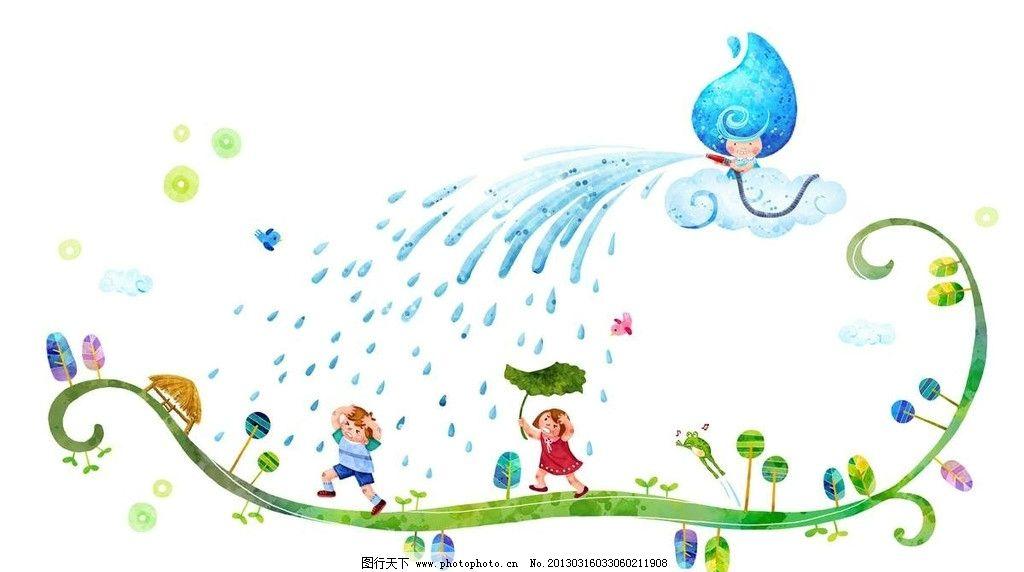 气预报播报词-幼儿园天气