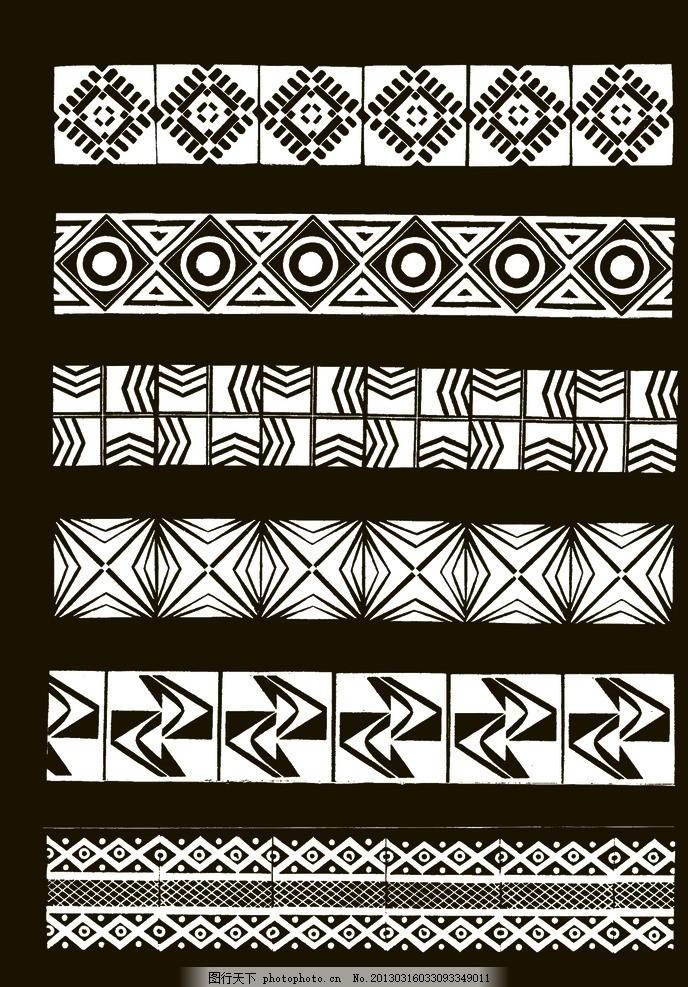 花边 纹样 图案 传统 吉祥 中国 元素 花 花朵 角花 边线 边框 psd