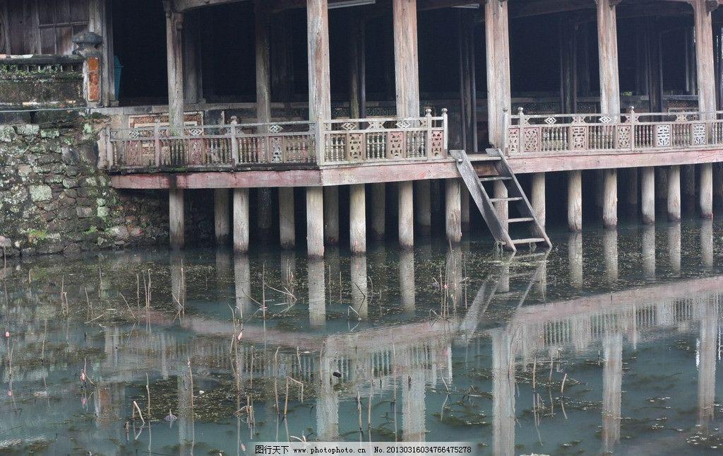 水上建筑 古代建筑 水上阁楼 越南皇城 建筑景观 自然景观 摄影 72dpi