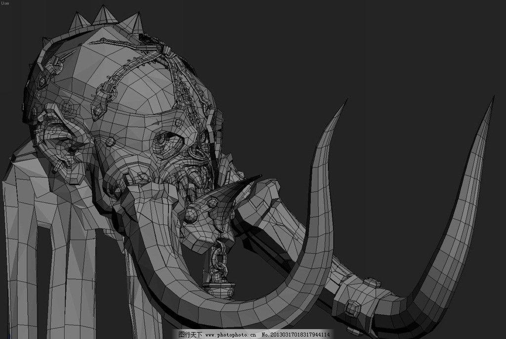 设计图库 动漫卡通 动漫人物  游戏人物 游戏怪兽 网络游戏 游戏原画