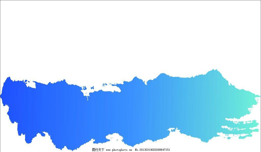 地图 设计 矢量 矢量图 素材 1024_596