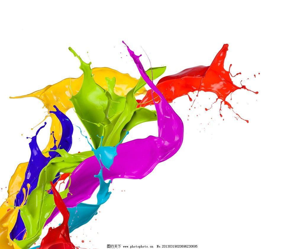 油彩 画笔 水彩背景 水粉 水彩 涂料 颜料 水墨 墨迹 油墨 绘画 画画