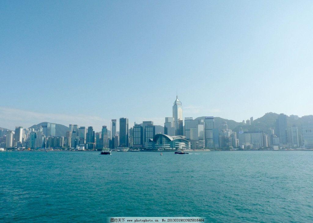 摄影图库 旅游摄影 国内旅游  香港湾仔海景 香港 香港岛 湾仔 铜锣湾