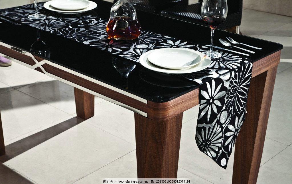 豪华餐桌特写 豪华 餐桌特写 豪华餐桌 俯视 桌布 家具 室内家具 室内