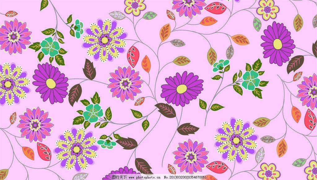 花纹 碎花 拼接图 月季花 布艺 底纹 花 花朵 可爱的花朵 花纹花边