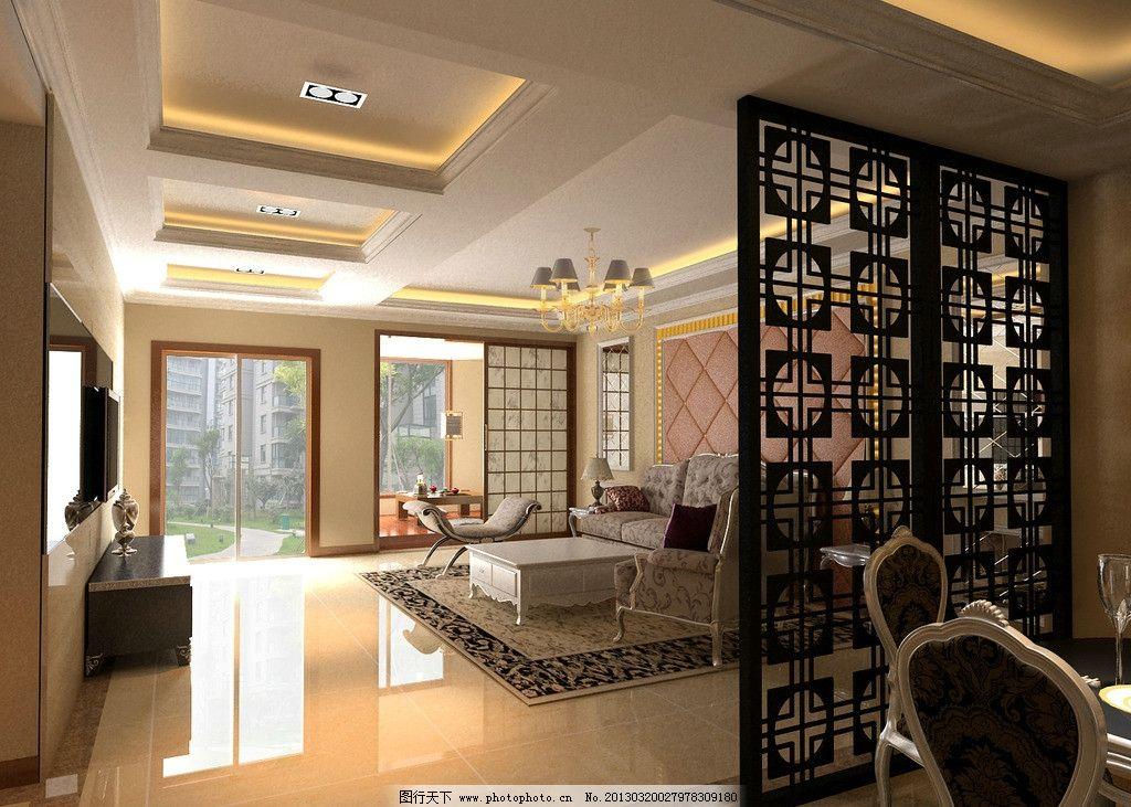 家装效果图 装饰 装修 设计 效果图 客厅 背景墙 家装 建筑 图库 图片 室内设计 现代 3D作品 3D设计 装饰效果图 环境设计 72DPI JPG