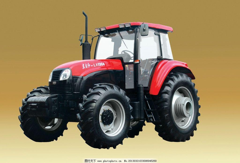 拖拉机 东方红 东方红拖拉机 农用机械 农业机械 机械化 农业生产