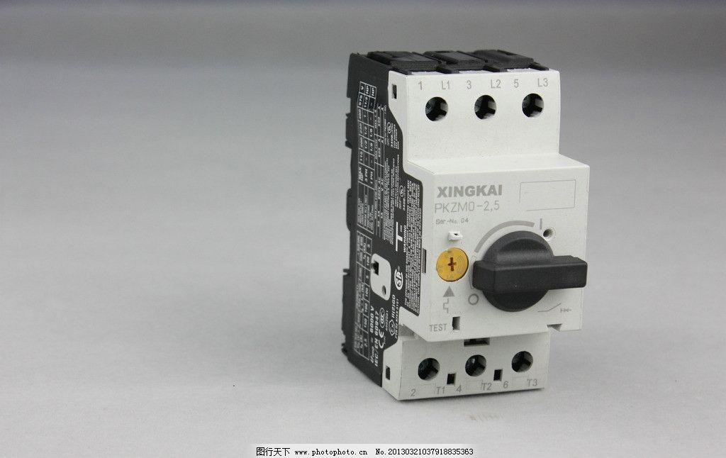 电动机保护器图片