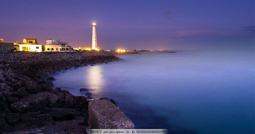 灯塔 海边灯塔 引导灯 大海 海边 引航灯 指引灯塔 国外旅游 旅游摄影