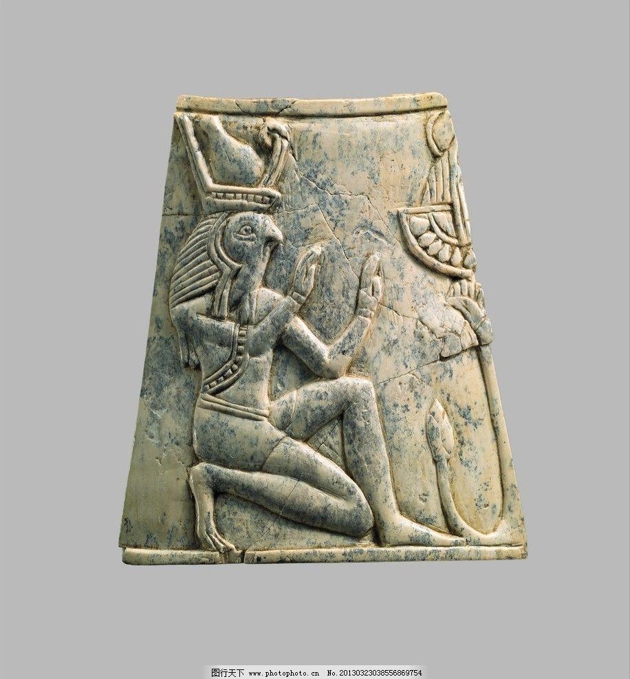 浮雕 雕刻 石雕 雕塑 埃及 盾牌 石板 石刻 传统文化 文化艺术 摄影 1