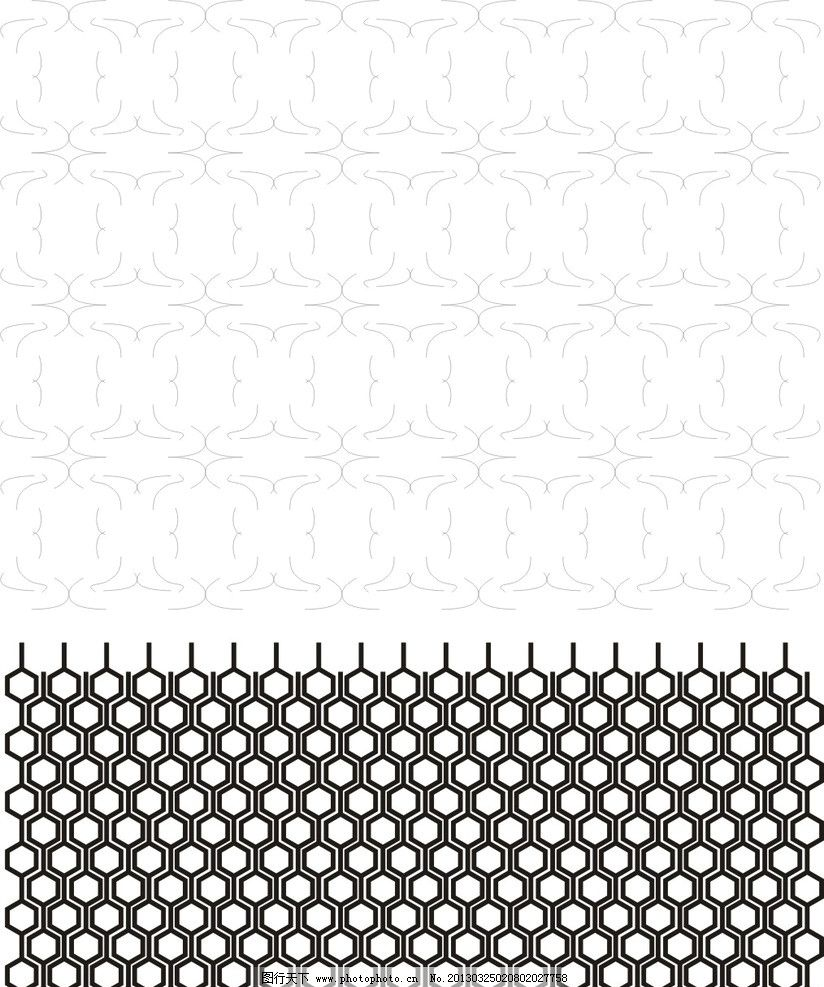 底纹 边框 花纹 六边形 矢量底纹 矢量文件 其他 底纹边框 矢量 cdr