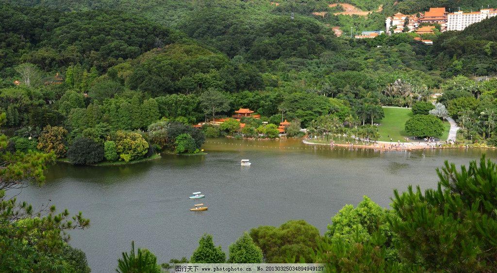 深圳仙湖 深圳 罗湖 仙湖 植物园 山水 自然风光 自然风景 自然景观