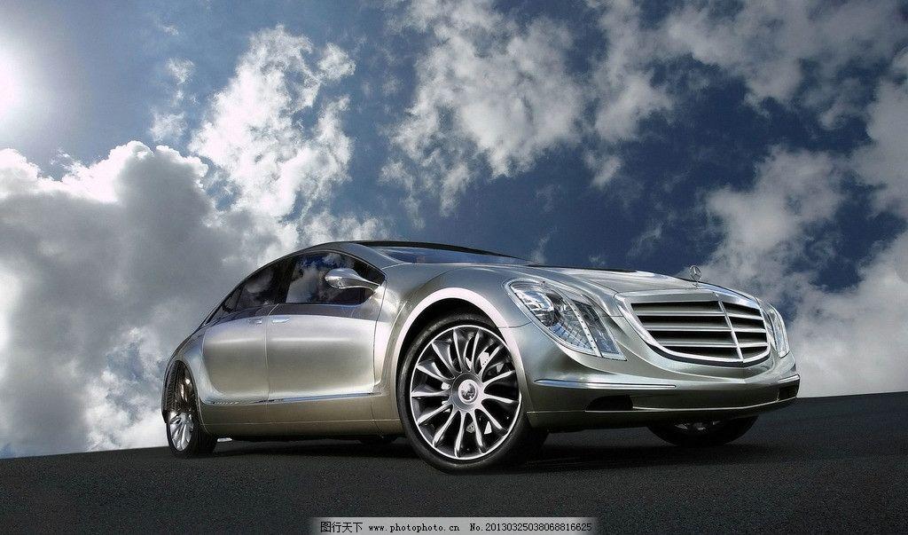 奔驰汽车 汽车美图 豪车高清壁纸 车展 汽车局部特写 汽车展 现代科技