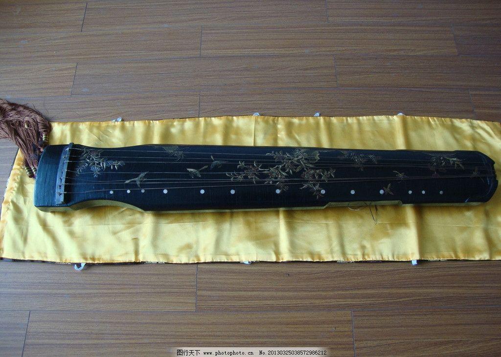 古琴 音乐 乐器 古典 中国音乐图片