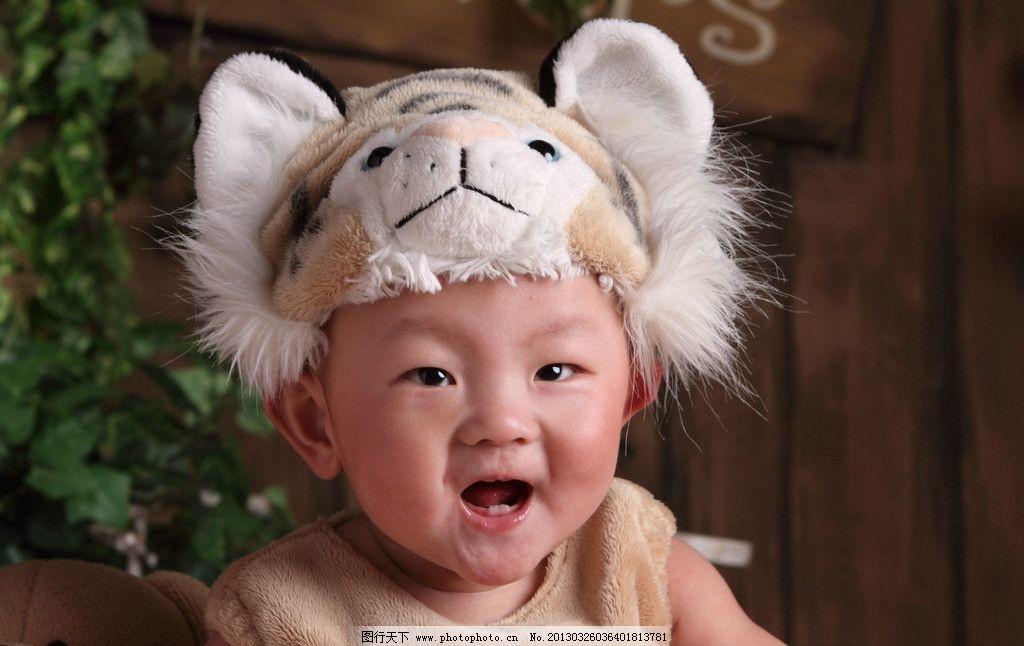 可爱男宝宝图片