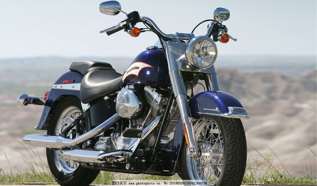 哈雷摩托 哈雷戴维森图片,美式太子 摩托车 太子