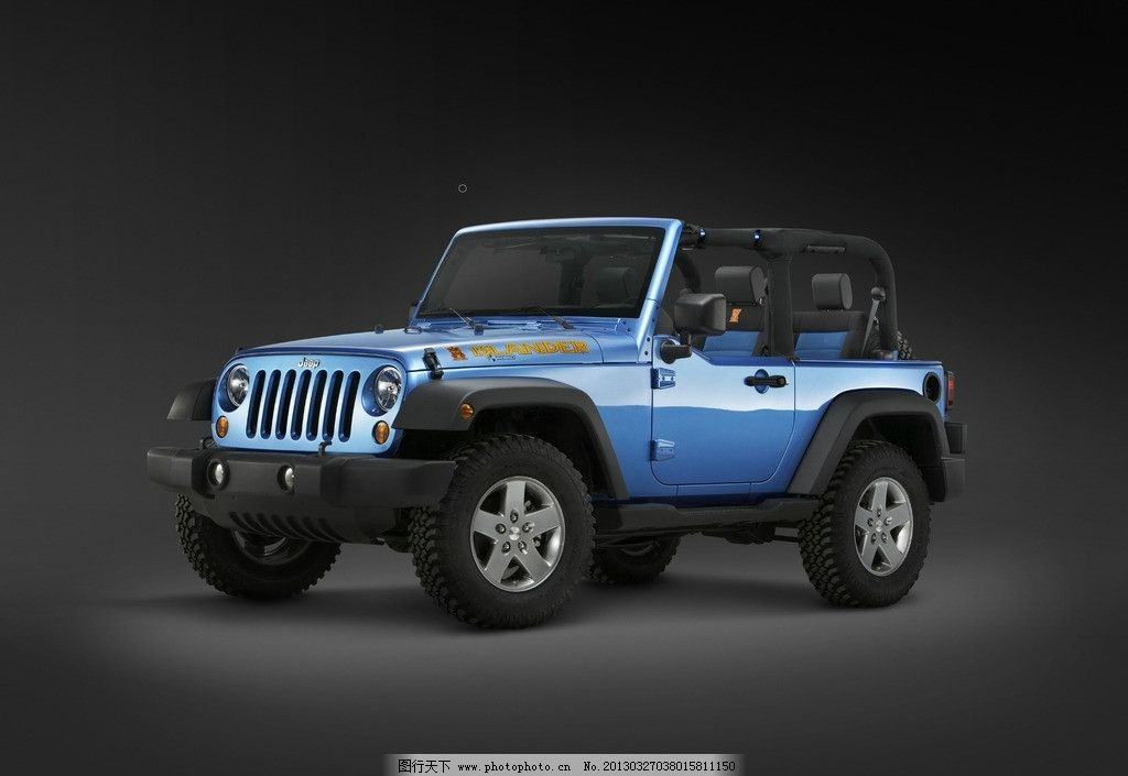 jeep 牧马人图片