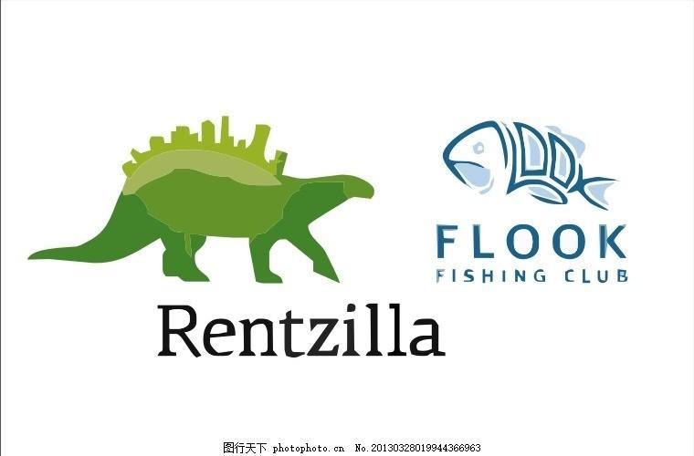 动物logo