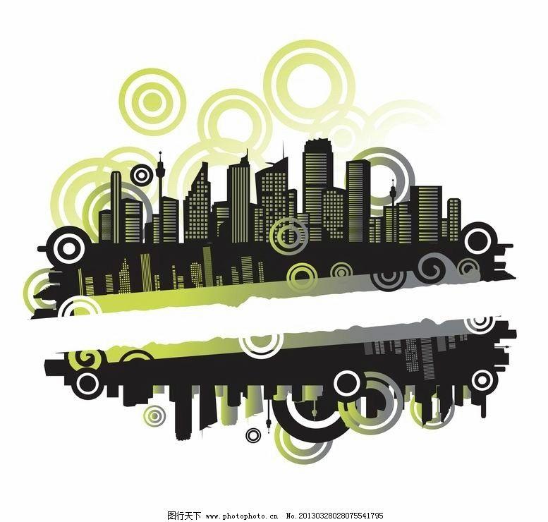 插图 高楼大厦/城市高楼大厦插图图片