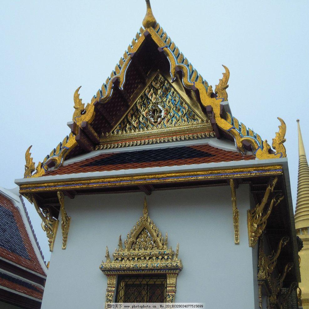 曼谷/泰国曼谷大皇宫建筑图片