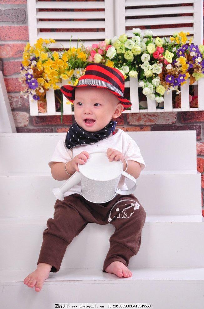 可爱宝宝摄影 儿童 幼儿