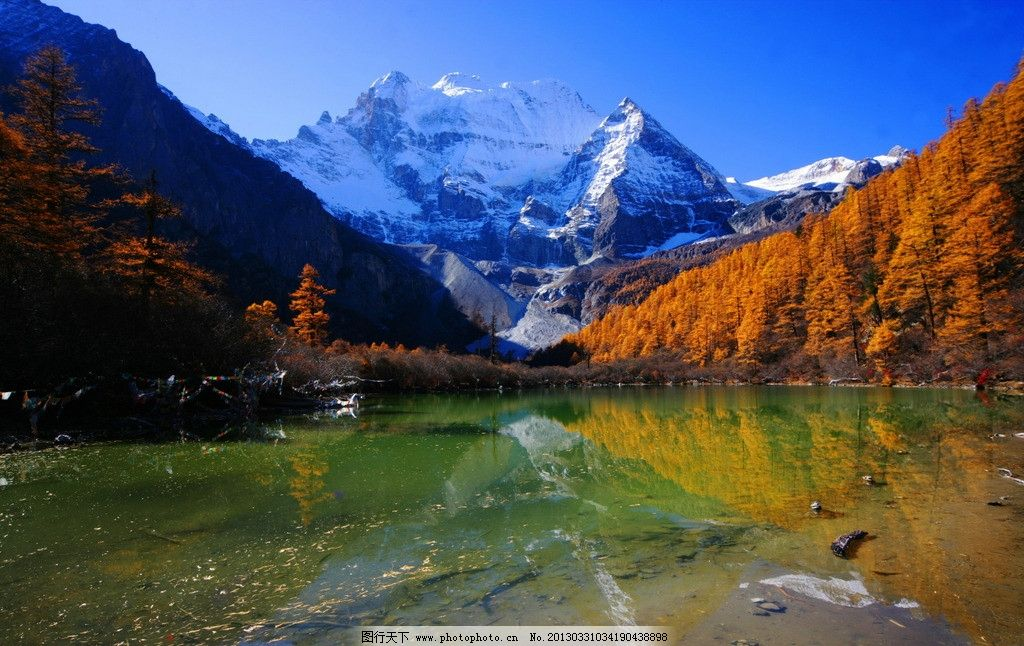九寨沟 树木 青山 绿水 青山绿水 倒影 风景 旅游摄影 摄影
