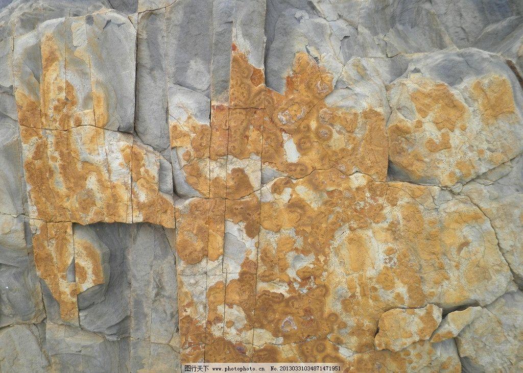 石头肌理图片_自然风景