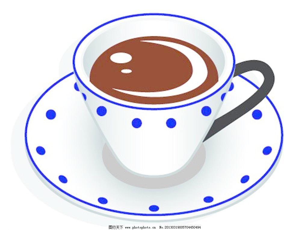 AI,AI矢量图,餐饮美食,咖啡杯,咖啡杯矢量图,生活百科,漂亮的咖啡杯矢量图矢量素材